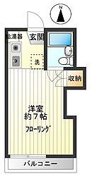 コーポkei[202号室]の外観