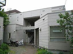 コーポ楡[1階]の外観
