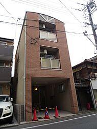 京都府京都市東山区東瓦町の賃貸マンションの外観