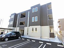 山口県下関市綾羅木新町2丁目の賃貸アパートの外観