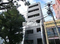 愛知県名古屋市中区金山1の賃貸マンションの外観
