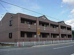 兵庫県たつの市新宮町井野原の賃貸アパートの外観