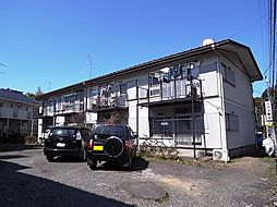 進栄ハイツ[1階]の外観