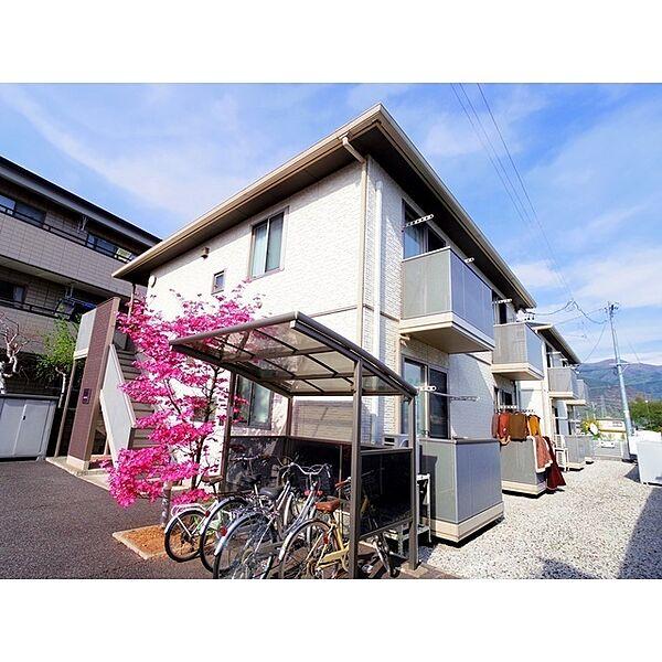 トレジャーハウス B棟 1階の賃貸【長野県 / 松本市】