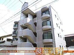 愛知県名古屋市南区中江1丁目の賃貸マンションの外観