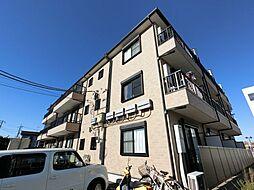 千葉県印旛郡酒々井町中川の賃貸アパートの外観