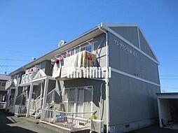 フレグランス緑ヶ丘 C[2階]の外観
