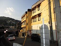 阪急神戸線 岡本駅 3階建[2D号室]の外観