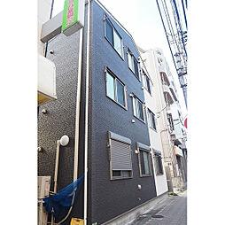 東京都足立区梅田6丁目の賃貸アパートの外観