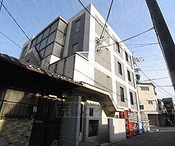 京都府京都市南区西九条開ケ町の賃貸マンションの外観