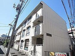 東京都足立区加平1丁目の賃貸アパートの外観
