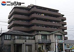 グランメール香久山[5階]の外観