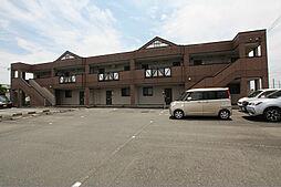 静岡県袋井市徳光の賃貸アパートの外観