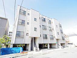 パークサイドマンション・ハル[3階]の外観
