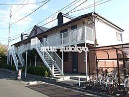 東京都武蔵野市吉祥寺北町3丁目の賃貸アパートの外観