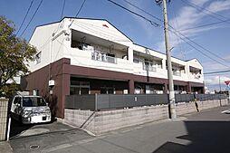 コーポ北浦[105号室]の外観