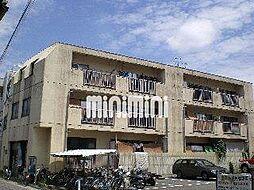 第2平野ビル[1階]の外観