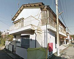 Aアパート[1階]の外観