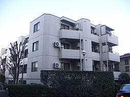 東京都葛飾区新宿5丁目の賃貸マンションの外観