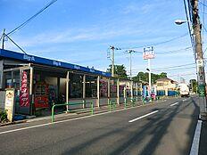 ビッグ・エー練馬西大泉店 (約450M)