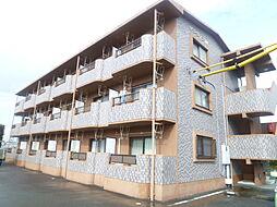 静岡県磐田市鮫島の賃貸マンションの外観
