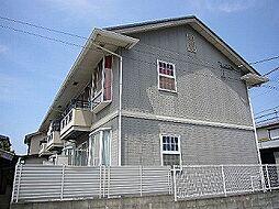 福岡県糟屋郡志免町志免3丁目の賃貸アパートの外観