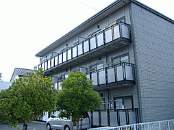 愛知県名古屋市守山区藪田町の賃貸マンションの外観