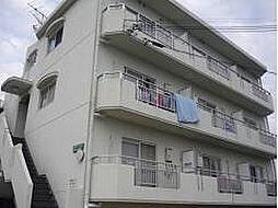 兵庫県神戸市北区鈴蘭台南町2丁目の賃貸マンションの外観