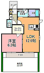 勝田駅 6.4万円