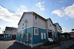 兵庫県姫路市広畑区小坂の賃貸アパートの外観