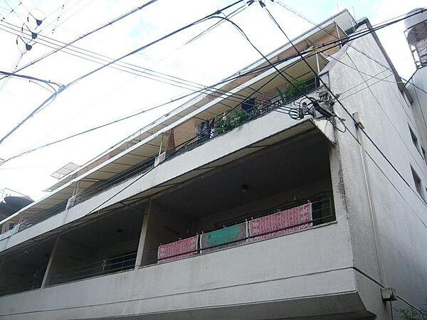 カマタハイツ[3階]の外観