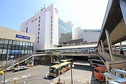 小田急線町田駅までバス22分