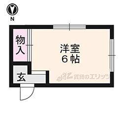 北大路駅 1.0万円
