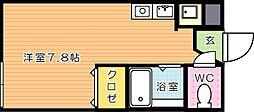 仮)LEGEND181 A棟(レジェンド181)[1階]の間取り