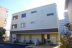 兵庫県西宮市小松西町1丁目の賃貸マンションの外観