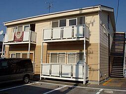 サープラスレスト高須B 刈谷市[201号室]の外観