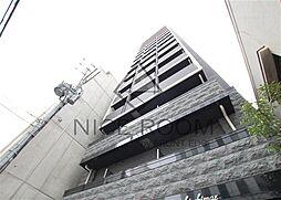 プレサンス堺筋本町駅前[7階]の外観