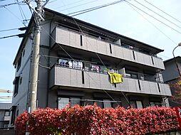 ストークハイム[3階]の外観