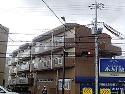 兵庫県伊丹市昆陽7丁目の賃貸マンションの外観