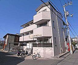 京都府京都市伏見区深草小久保町の賃貸マンションの外観