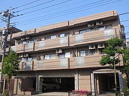 神奈川県川崎市高津区梶ケ谷4丁目の賃貸マンションの外観