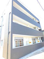 埼玉県川口市青木2丁目の賃貸アパートの外観