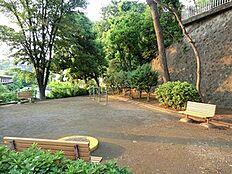 周辺環境:岡本西公園