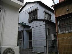 東京都江戸川区興宮町の賃貸アパートの外観