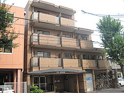 F.S城西[4階]の外観