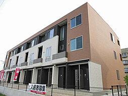 山口県下関市綾羅木本町6丁目の賃貸アパートの外観