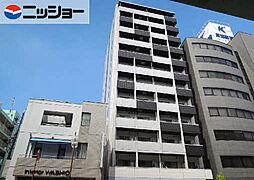 レジディア栄[11階]の外観