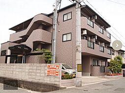 兵庫県姫路市八代宮前町の賃貸マンションの外観