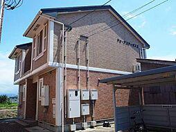 富山県富山市水橋舘町の賃貸アパートの外観
