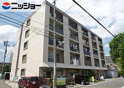 愛知県春日井市勝川町8丁目の賃貸マンションの外観